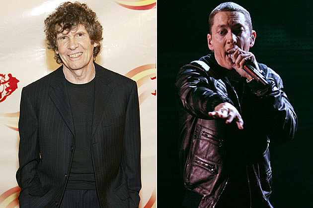 Rod Argent and Eminem