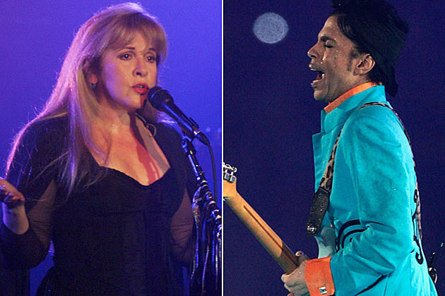 Stevie Nicks and Prince