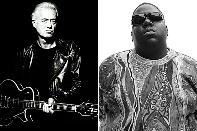 Jimmy Page Notorious B.I.G.