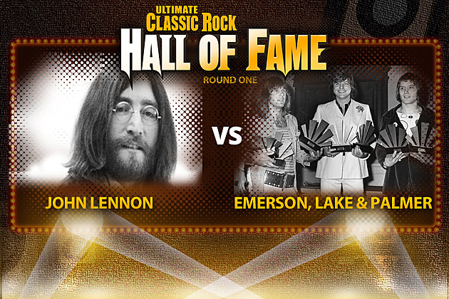John Lennon Vs. Emerson Lake & Palmer