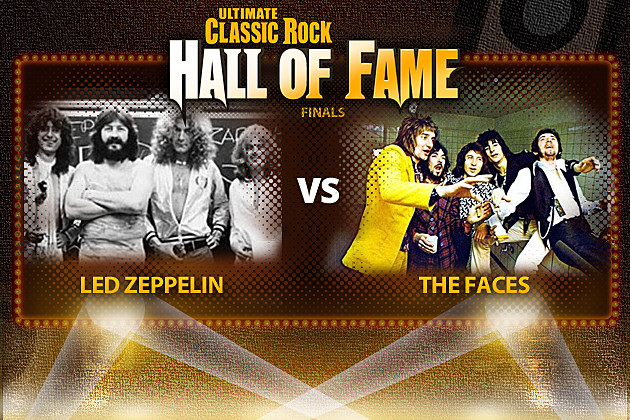 Led Zeppelin Vs. The Faces