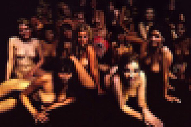 Jimi Hendrix Electric Ladyland Banned Cover