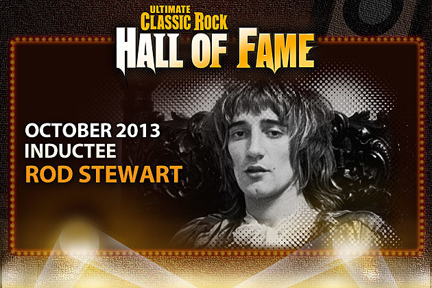 Rod Stewart Ultimate Classic Rock Hall of Fame