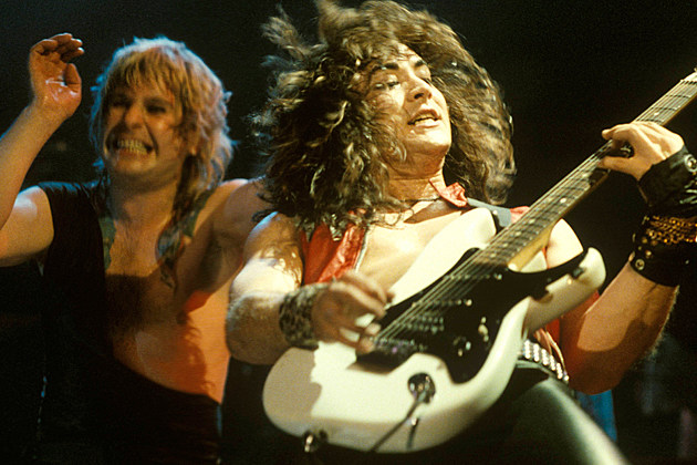 Jake E. Lee, Ozzy Osbourne