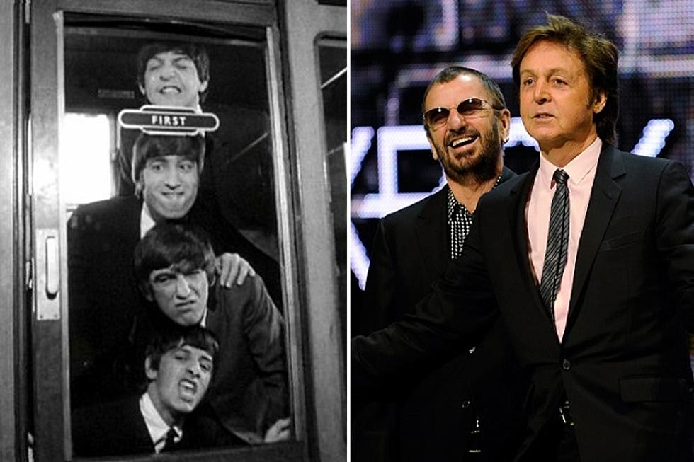 Miramax Films Getty Images Then John Lennon Paul McCartney