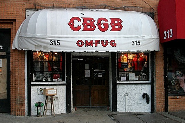 40 Years Ago Cbgb Opens In New York City