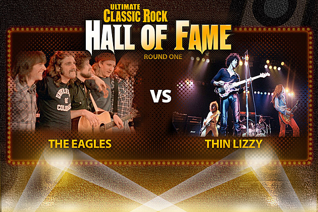 Eagles Vs. Thin Lizzy