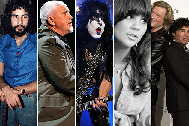 Rock and Roll Hall of Fame 2014 Class