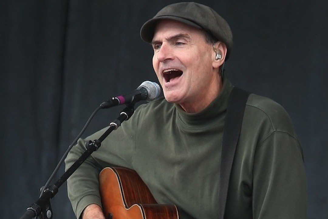 Top 10 James Taylor Songs