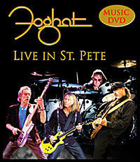 Foghat Live at St. Pete