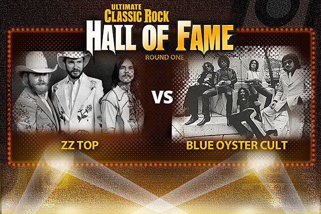 ZZ Top Vs. Blue Oyster Cult