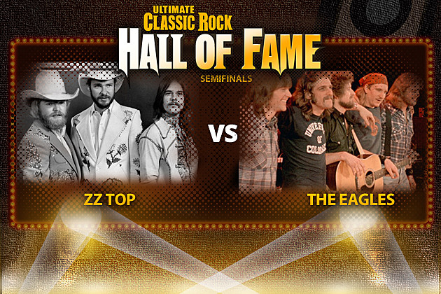 ZZ Top Eagles