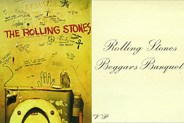 Beggars Banquet Cover Art