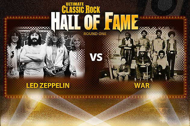 War Vs. Led Zeppelin