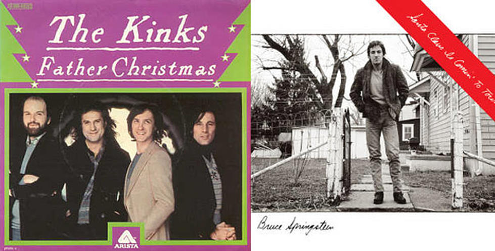 The Kinks Vs. Bruce Springsteen - Clash of the Titans