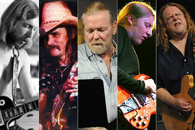 allman brothers band lineup changes a complete guide. Black Bedroom Furniture Sets. Home Design Ideas