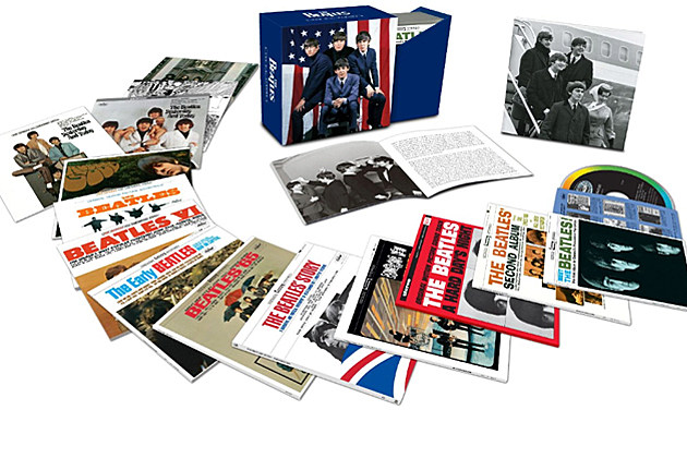 Beatles US Box Set