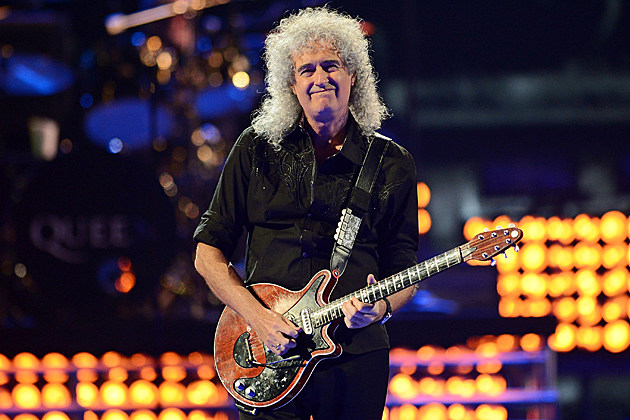 brian may collaborations