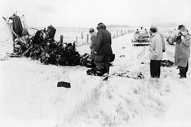 Buddy Holly Richie Valens Plane Crash