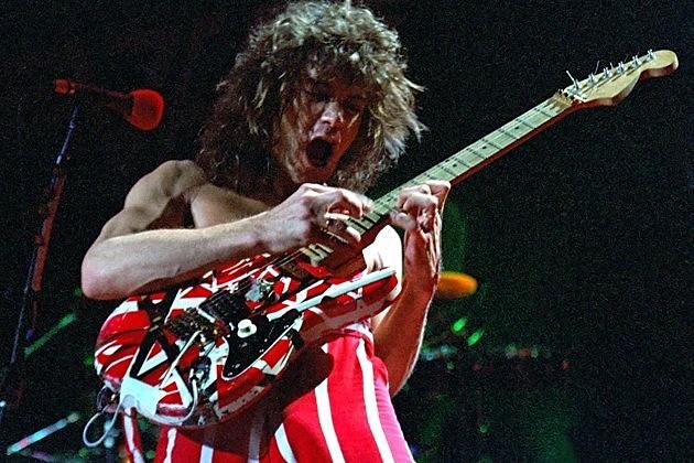 Eddie Van Halen 1984 Eddie Van Halen Recalls '1984'