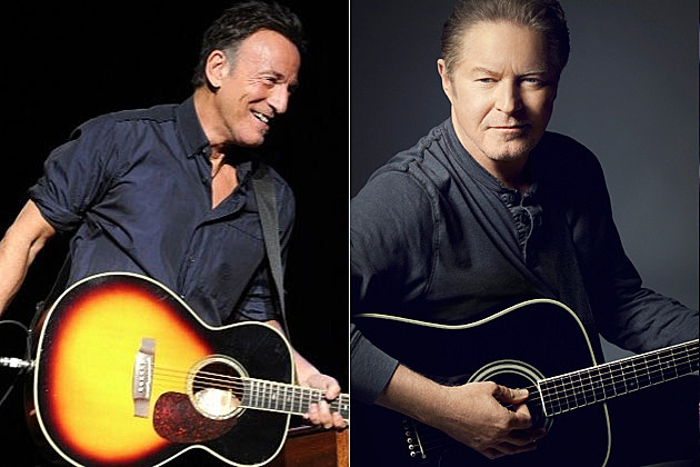 Bruce Springsteen Don Henley