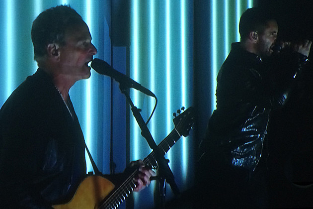 Lindsey Buckingham Nine Inch Nails Queens of the Stone Age