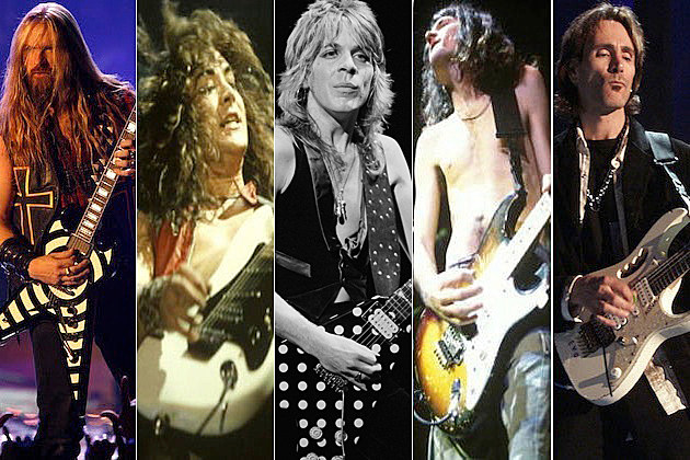 Ozzy Osbourne Guitarists