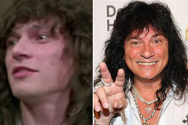 Paul Shortino Spinal Tap Then and Now