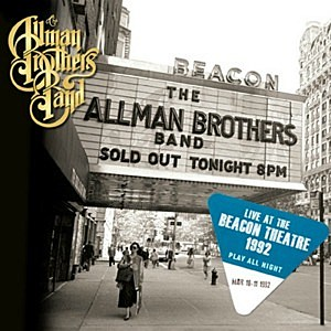 The Allman Brothers Band, 'Play All Night: Live at the Beacon Theatre 1992'