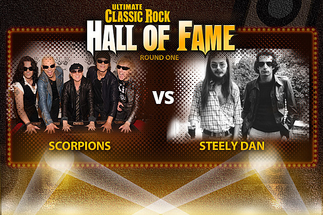 Scorpions Vs. Steely Dan