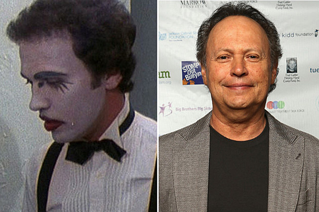 Billy Crystal Spinal Tap Then and Now