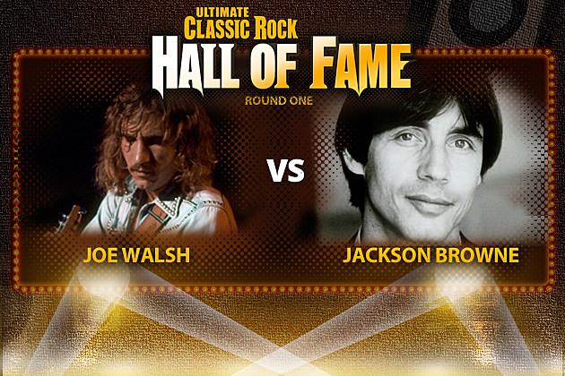 Jackson Browne Vs. Joe Walsh