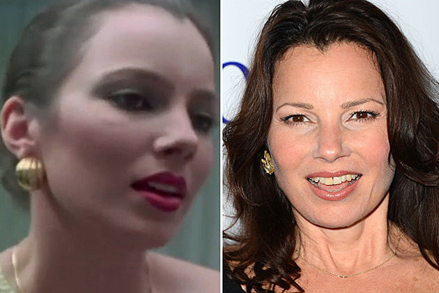 Fran Drescher Spinal Tap Then and Now