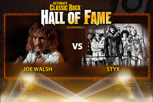 Joe Walsh Vs. Styx