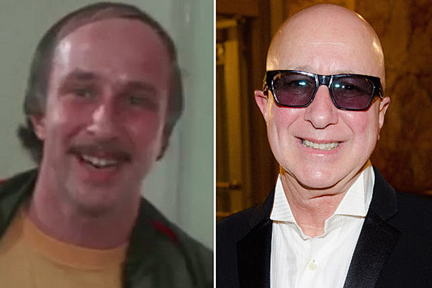 Paul Shaffer Spinal Tap Then and Now