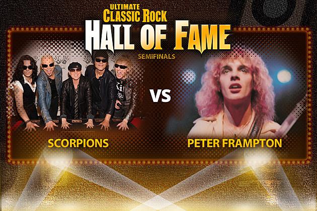 Scorpions Vs. Peter Frampton