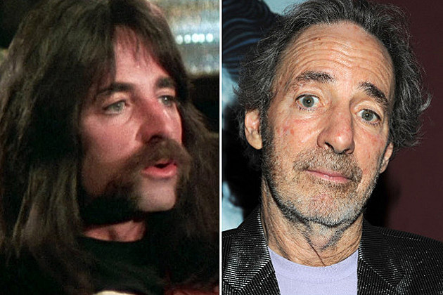 Harry Shearer Spinal Tap Then and Now