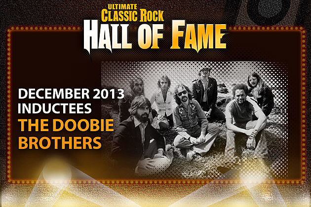 Doobie Brothers Ultimate Classic Rock Hall of Fame