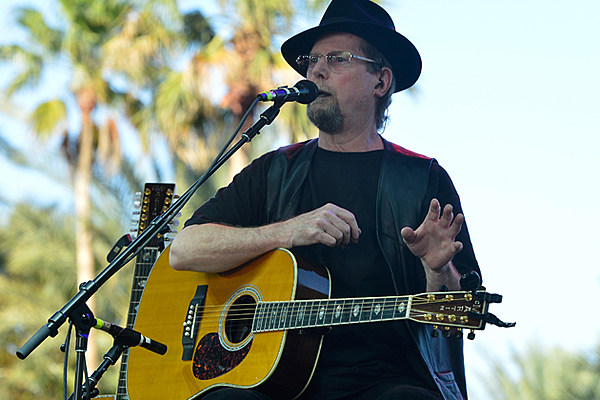 Roger Mcguinn Talks About His New Live Album And Cryptic