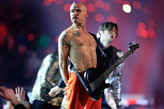 ... Chili Peppers Burn About 10,000 Calories During Super Bowl Halftime