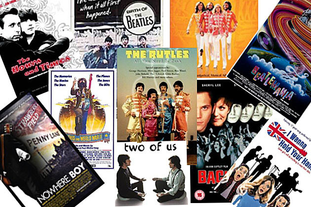 10 movies inspired by the beatles