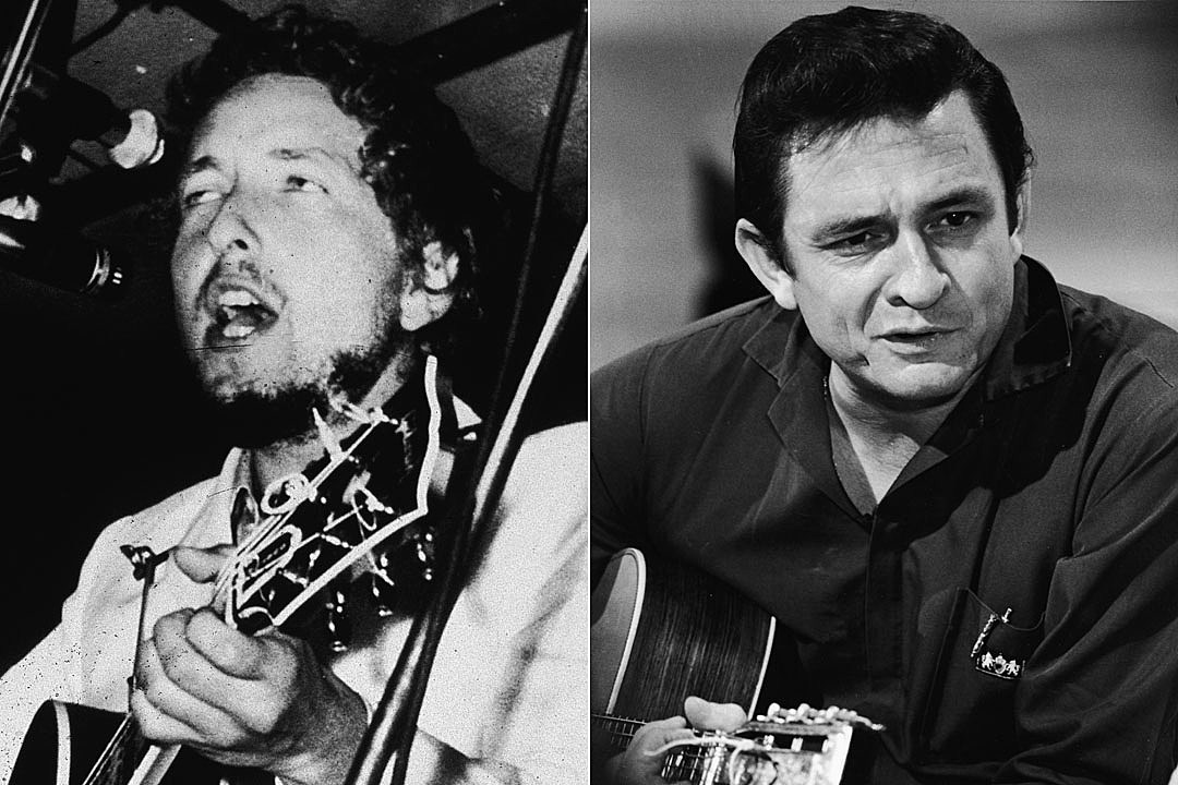 That Time Bob Dylan and Johnny Cash Recorded Together