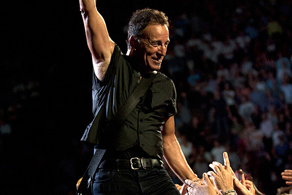 Bruce Springsteen Tour  United States