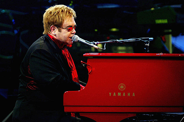 Sir Elton John Opens In Las Vegas