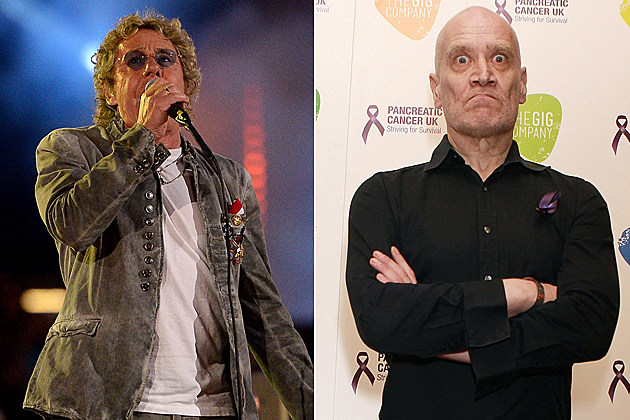 Roger Daltrey Wilko Johnson