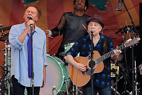 Simon And Garfunkel On Tour