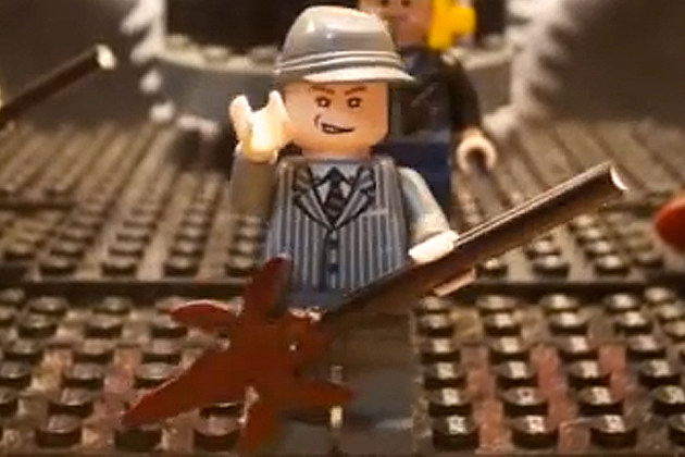 Watch An ACDC Lego Rock Concert
