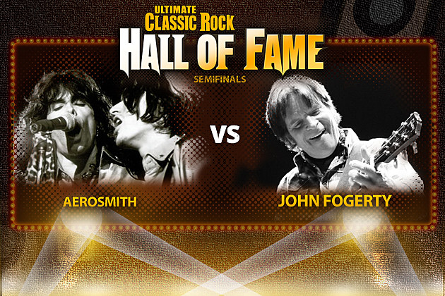 Aerosmith Vs. John Fogerty