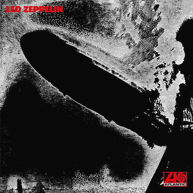 Led Zeppelin I Box Set Album Cover