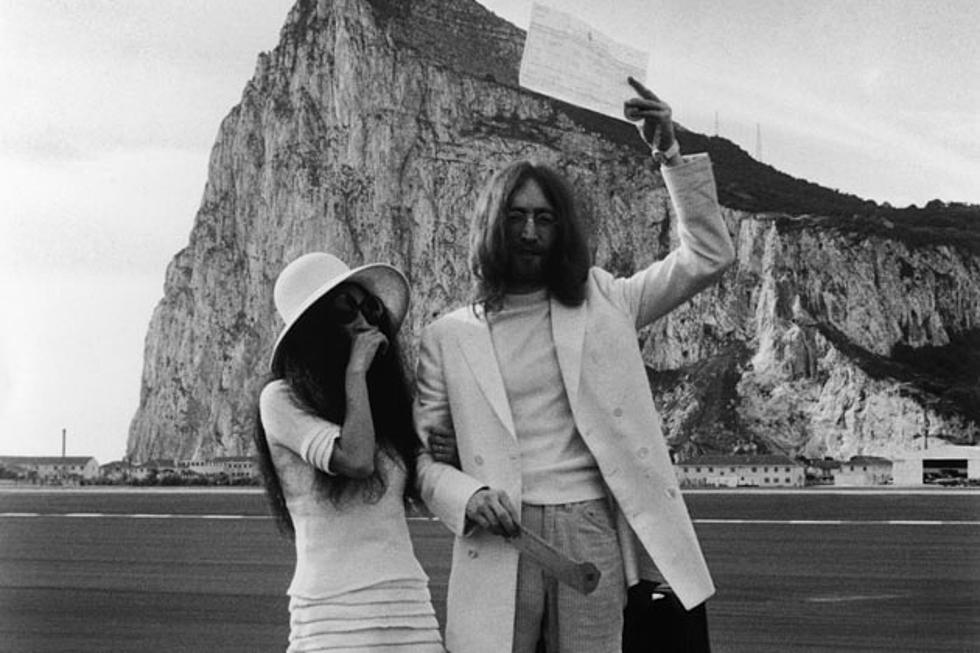 The Day John Lennon Married Yoko Ono